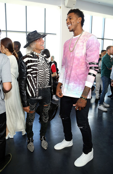 Hood By Air - Front Row - Mercedes-Benz Fashion Week Spring 2015