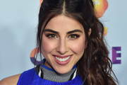 Actor Daniella Monet at Nickelodeon's 2017 Kids' Choice Awards at USC Galen Center on March 11, 2017 in Los Angeles, California.