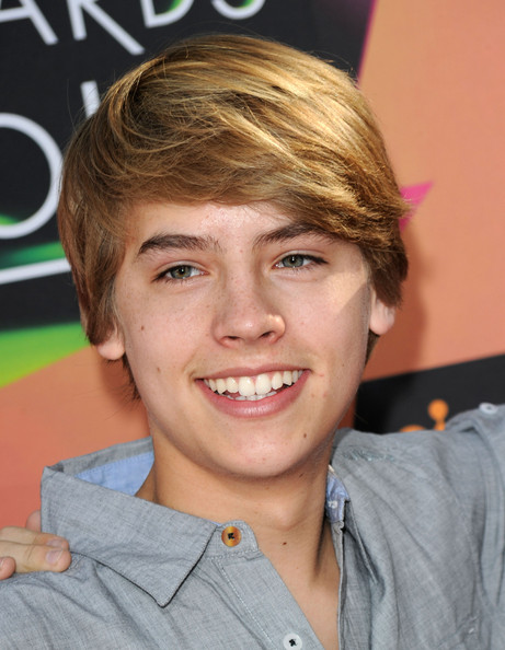 Cole Sprouse in Nickelodeon's 23rd Annual Kids'Choice