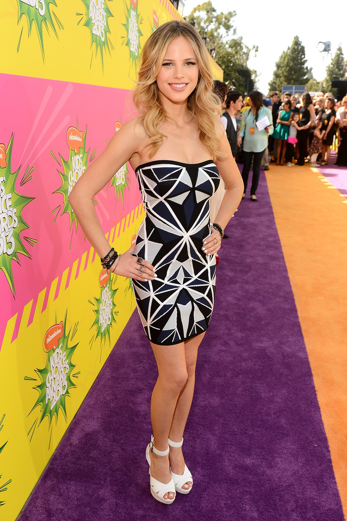 Halston Sage Halston Sage Photos Nickelodeon S 26th