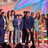 Noah Munck Photos - Actors Nathan Kress, Noah Munck, Victoria Justice, Drake Bell, Avan Jogia, Matt Bennett, Josh Peck, Leon Thomas III, Daniella Monet, Maree Cheatham, Ariana Grande and Cameron Ocasio speak onstage during Nickelodeon's 27th Annual Kids' Choice Awards held at USC Galen Center on March 29, 2014 in Los Angeles, California. - Nickelodeon's 27th Annual Kids' Choice Awards - Show