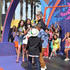 Ryan Newman Sydney Park Photos - Actresses Ryan Newman, Sydney Park and singer Cody Simpson attend Nickelodeon's 27th Annual Kids' Choice Awards held at USC Galen Center on March 29, 2014 in Los Angeles, California. - Nickelodeon's 27th Annual Kids' Choice Awards - Red Carpet