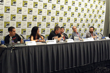 """Eric Robles Nickelodeon's """"Fanboy & Chum Chum: Tighty, Whitey & Mighty"""" Panel - Comic-Con 2011"""