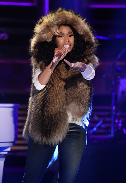Nicki Minaj Visits 'The Tonight Show' - 9 of 12