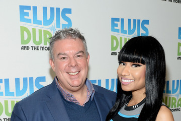 Nicki Minaj Uncle Johnny Visits a Morning Show
