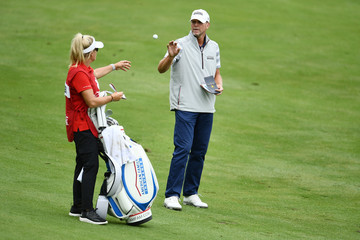 Nicki Stricker American Family Insurance Championship - Round One