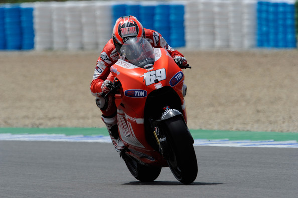 MotoGp of Spain - Test Day One