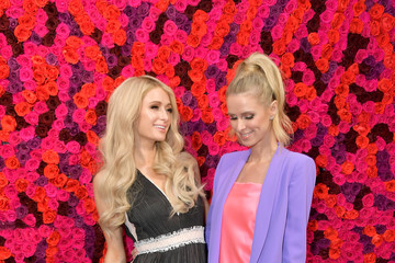Nicky Hilton Rothschild Alice + Olivia By Stacey Bendet - Arrivals - February 2019 - New York Fashion Week: The Shows