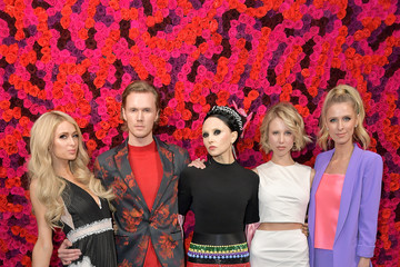 Nicky Hilton Rothschild Tessa Hilton Alice + Olivia By Stacey Bendet - Arrivals - February 2019 - New York Fashion Week: The Shows