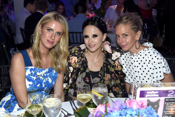 Nicky Hilton Rothschild Animal Haven Gala 2018 - Inside