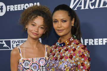 Nico Parker Thandiwe Newton Variety's Power Of Young Hollywood