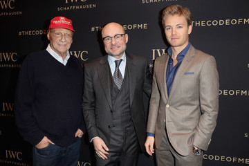 Nico Rosberg IWC Schaffhausen Launches the Da Vinci Collection at SIHH 2017