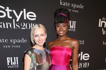 Nicola Glass Fifth Annual InStyle Awards - Red Carpet