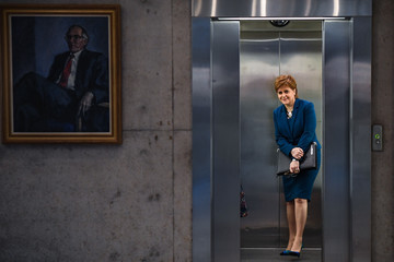 Nicola Sturgeon European Best Pictures Of The Day - January 17, 2019