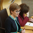 Nicola Sturgeon UK In Fifth Week Of Coronavirus Lockdown