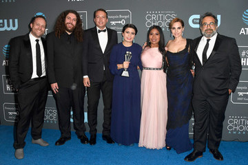 Nicolas Celis The 24th Annual Critics' Choice Awards - Press Room