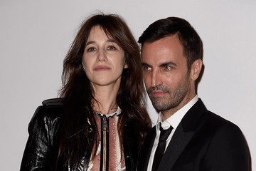 Nicolas Ghesquiere British Fashion Awards Winners Room