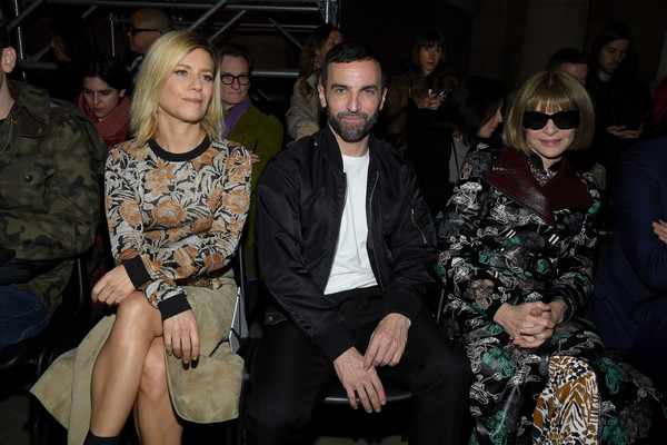 Paco Rabanne : Front Row - Paris Fashion Week Womenswear Fall/Winter 2020/2021