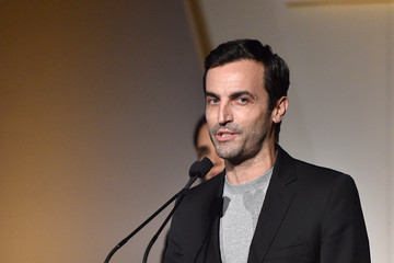 Nicolas Ghesquiere Inside the 'Innovator of the Year' Awards