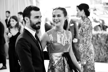 Nicolas Ghesquiere 'Manus x Machina: Fashion in an Age of Technology' Costume Institute Gala