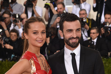 Nicolas Ghesquiere 'Manus x Machina: Fashion In An Age of Technology' Costume Institute Gala - Arrivals