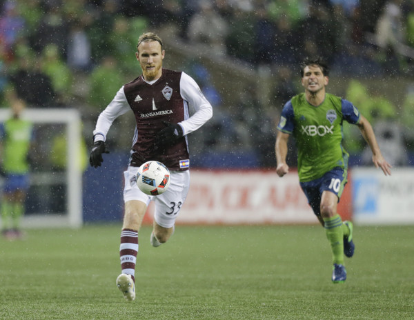 Colorado Rapids v Seattle Sounders - Western Conference Finals - Leg 1