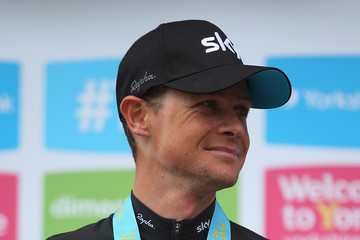 Nicolas Roche Tour de Yorkshire 2016 - Stage Three