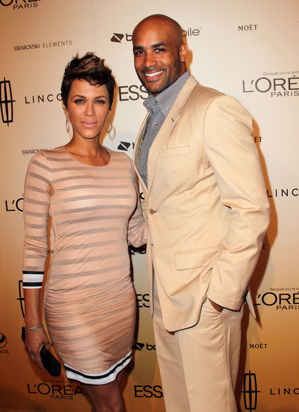 Boris Kodjoe and Nicole Ari Parker - 4th Annual ESSENCE Black Women In Hollywood Luncheon
