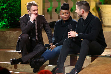 "Nicole Brown AMC presents ""Talking Dead Live"" for the premiere of ""The Walking Dead"""