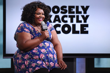 "Nicole Byer Nicole Byer Discussing MTV's Comedy ""Loosely Exactly Nicole"""