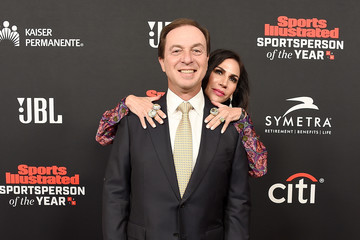 Nicole Curran Sports Illustrated Sportsperson Of The Year Awards - Arrivals