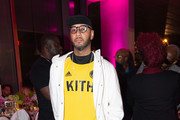 Swizz Beatz attend Nicole & DJ Khaled's Birthday Celebration With Haute Living And Roger Dubuis at Perez Art Museum Miami on December 9, 2018 in Miami, Florida.