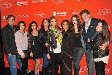 Nicole Gale Anderson 'Pretty Little Liars' Screening in Hollywood