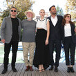 """Nicole Holofcener The Cast Of 20th Century Studios' """"The Last Duel"""" Arrivals For The Photocall - The 78th Venice International Film Festival"""