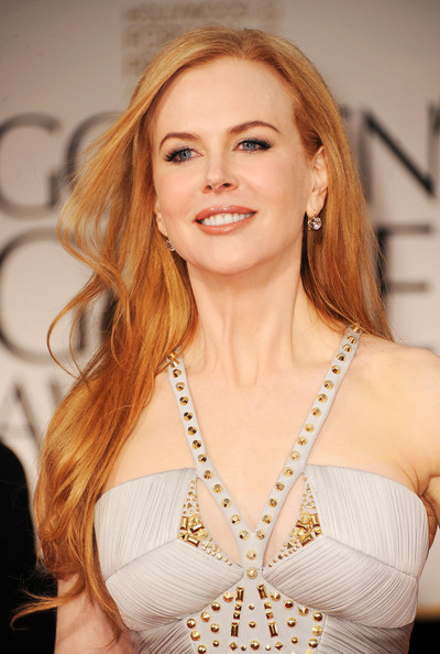 Nicole Kidman - 69th Annual Golden Globe Awards - Arrivals