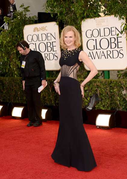 Nicole Kidman - 70th Annual Golden Globe Awards - Arrivals