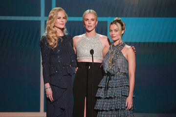 Nicole Kidman Charlize Theron 26th Annual Screen Actors Guild Awards - Show