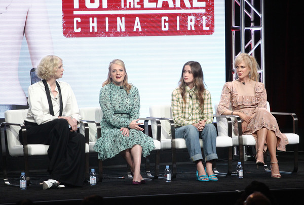 AMC and SundanceTV present LIAR, Top of the Lake: China Girl, Cold Blooded: The Clutter Family Murders, and Robert Kirkman's: Secret History of Comics