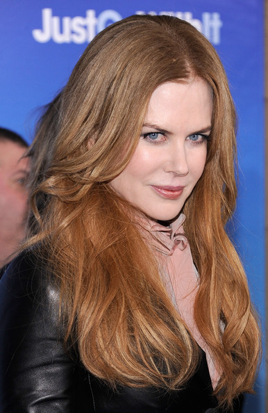 "Nicole Kidman Actress Nicole Kidman attends the premiere of ""Just Go With It"" at Ziegfeld Theatre on February 8, 2011 in New York City."