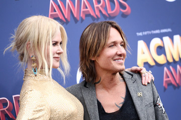Nicole Kidman Keith Urban 53rd Academy Of Country Music Awards - Arrivals