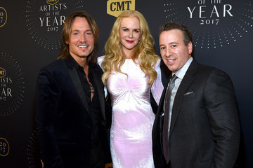 Nicole Kidman Keith Urban 2017 CMT Artists of the Year - Arrivals