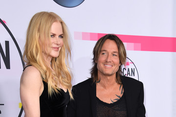 Nicole Kidman Keith Urban 2017 American Music Awards - Arrivals