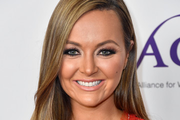 Nicole Lapin 43rd Annual Gracie Awards - Arrivals
