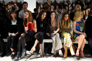 Nicole Miller - Front Row - Fall 2016 New York Fashion Week: The Shows