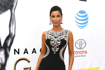 Nicole Murphy 48th NAACP Image Awards -  Arrivals