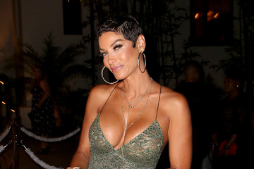 Nicole Murphy Chaz Dean Summer Party 2018 Benefiting Love Is Louder