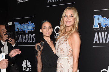 Nicole Richie Arrivals at the PEOPLE Magazine Awards