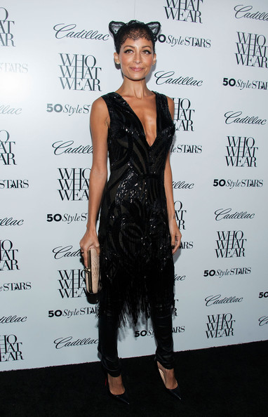 Nicole Richie - Stars at the Who What Wear Event in Hollywood