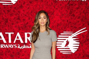Nicole Scherzinger Qatar Airways Los Angeles Gala