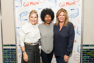 Nicole Sexton Cal Mare by Chef Adam Sobel Grand Opening Party
